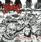 """SEPULCRAL """"Anthropophagy of Doom"""" CD"""