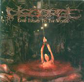 "DISGORGE ""Gore Blessed to the Worms"" CD"