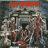 "GUTWRENCH ""Mausoleum ...to Dwell & Rot In"" CD"