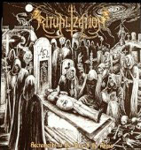 "RITUALIZATION ""Sacraments to the Sons of the Abyss"" CD"