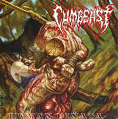 "CUMBEAST ""Human Piñata"" CD"