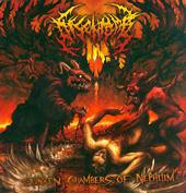 """DISENTOMB """"Sunken Chambers of Nephilim"""" CD"""