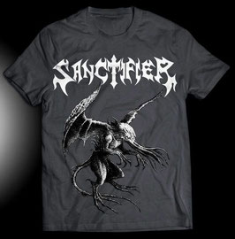 "SANCTIFIER ""Cthulhu""  shirt"