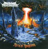 "RECKLESS MANSLAUGHTER ""Storm of Vengeance"" CD"