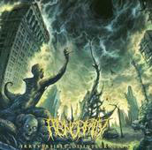 "ABNORMITY ""Irreversible Disintegration"" CD"