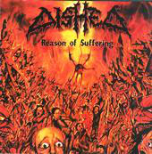 "DISHED ""Reason of Suffering"" CD"