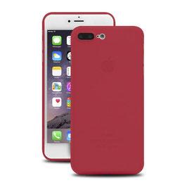 """A&S CASE für iPhone 7 Plus (5.5"""") - Poppy Red"""