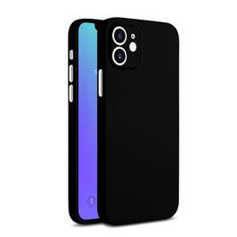 """A&S CASE für iPhone 12 (6.1"""") - Black"""