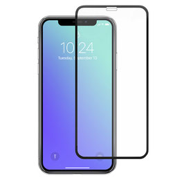 "A&S GLAS 3D für iPhone X/XS (5.8"") - Light Black"