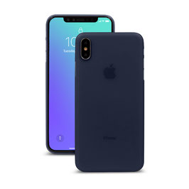 "A&S CASE für iPhone XS (5.8"") - Ocean Blue"