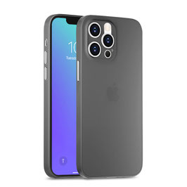 "A&S CASE für iPhone 13 Pro Max (6.7"") - Stone Grey"