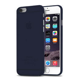 A&S CASE für iPhone 6/6s Plus, Ozeanblau, 0.35mm