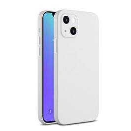 """A&S CASE für iPhone 13 (6.1"""") - White"""