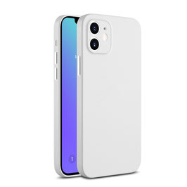 """A&S CASE für iPhone 12 (6.1"""") - White"""