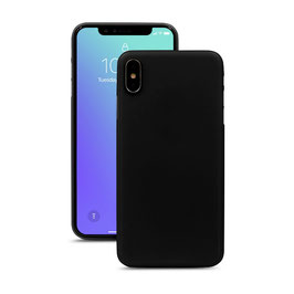 """A&S CASE für iPhone X (5.8"""") - Black"""