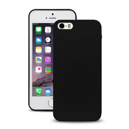 "A&S CASE für iPhone 5s/SE (4.0"") - Black"