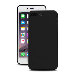 "A&S CASE für iPhone 8 Plus (5.5"") - Black"