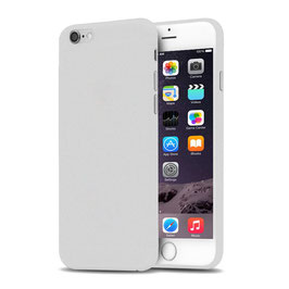 A&S CASE für iPhone 6/6s Plus, Novaweiß (A&S EDITION1), 0.35mm