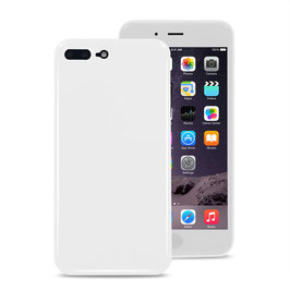"A&S CASE für iPhone 8 Plus (5.5"") - White Diamond"