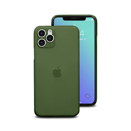 "A&S CASE für iPhone 11 Pro Max (6.5"") - Moss Green"