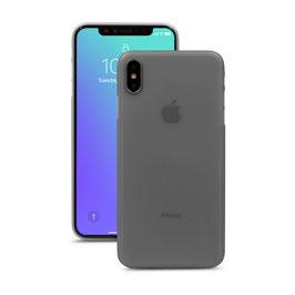 """A&S CASE für iPhone XS (5.8"""") - Stone Grey"""