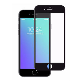 "A&S GLAS 3D für iPhone SE (4.7"") - Light Black"