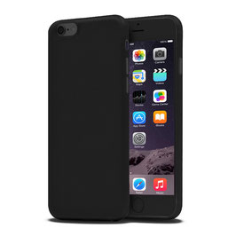 A&S CASE für iPhone 6/6s Plus, Kosmosschwarz (A&S EDITION1), 0.35mm