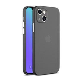 """A&S CASE für iPhone 13 (6.1"""") - Stone Grey"""
