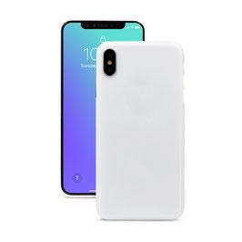 """A&S CASE für iPhone X (5.8"""") - White"""