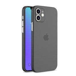 """A&S CASE für iPhone 12 (6.1"""") - Stone Grey"""
