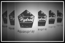3er Pack HYDRON Aqua Erfrischungsspray je 100ml