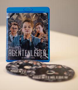 FAUST - AGENTENLEBEN Blu-ray // 2 Disc Box