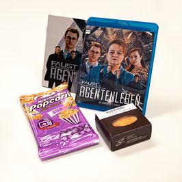 FAUST - AGENTENLEBEN Blu-ray Set // Limitierte Survival Edition
