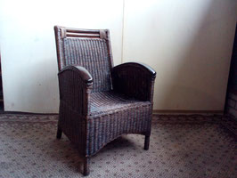 Rieten stoel | Art.nr: 0043