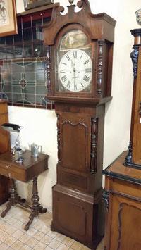 Antieke Schotse staande klok