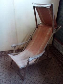 Vintage ligstoel | Art.0117