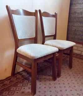2 stoelen van oud eiken | Art.0001