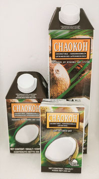Coconut Milk UHT CHAOKOH