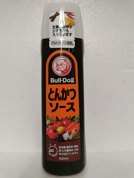 Tonkatsu Sauce BULL-DOG 500ml