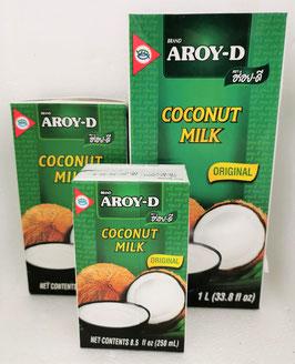 Coconut Milk UHT AROY-D