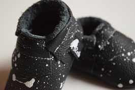 Black Splash Moccs