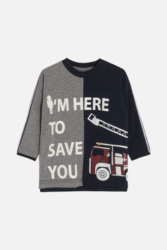 Hust&Claire LA Shirt Feuerwehr Aron