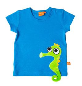 "Lipfish T-Shirt, Motiv ""Seepferd"" Farbe "" blau"" 42240"