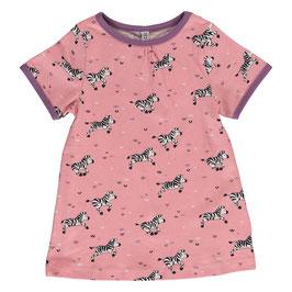 Maxomorra T-Shirt  A-Linie Zebra