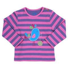 Kite LA-Shirt jojo Vogel lila/pink