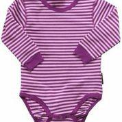 Maxomorra  Body Streifen purple