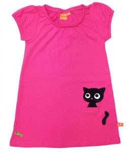 Lipfish Tunika für Erwachsene  pink Cat
