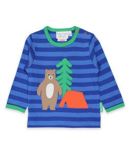 Toby Tiger LA Shirt Camping Bär