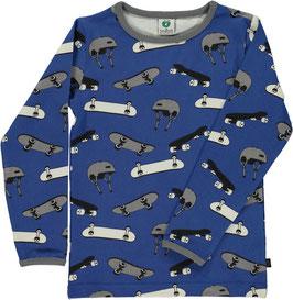Smafolk LA Shirt Skater gear blau