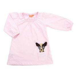 Lipfish LA Kleid,  Chihuahua rosa